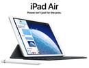 """Apple bất ngờ """"hồi sinh"""" iPad Air với màn hình lớn và cấu hình mạnh mẽ hơn"""
