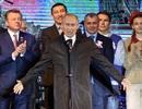 Ông Putin khai trương 2 nhà máy điện mới tại Crimea sau khi Ukraine cắt điện