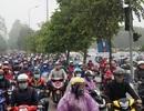 Chủ tịch Hà Nội: Chưa có quyết định cấm xe máy