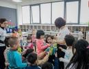 """Hào hứng trải nghiệm """"lớp học hạnh phúc"""" tại Trường Tiểu học Sunshine Maple Bear"""