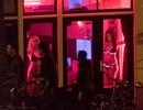 Amsterdam lên kế hoạch cấm các đoàn khách tham quan phố đèn đỏ