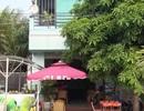 Đang ngồi trong quán cà phê, một phụ nữ bị đâm chết