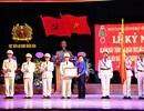 Đoàn thanh niên HV An ninh nhân dân nhận Huân chương Bảo vệ Tổ quốc hạng Nhất