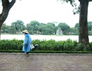 Gió mùa Đông Bắc tràn về, miền Bắc mưa rét