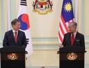 Tổng thống Hàn Quốc bị chỉ trích vì dùng sai câu chào ở Malaysia