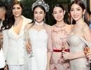Dàn sao đến chúc mừng Hoa hậu Tuyết Nga