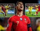 C.Ronaldo gây thất vọng, Bồ Đào Nha chia điểm với Ukraine