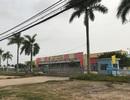 Quảng Ngãi: Trung tâm thương mại xây 10 năm vẫn chưa xong