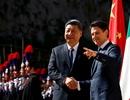 """Italy gia nhập """"Vành đai, Con đường"""" của Trung Quốc bất chấp cảnh báo của đồng minh"""
