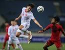 Cầu thủ U23 Việt Nam trưởng thành hơn sau trận thắng nghẹt thở U23 Indonesia
