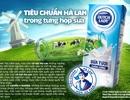 Sữa tươi chuẩn Hà Lan - Một gợi ý lời giải cho bài toán chọn sữa của mẹ