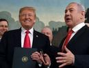 Dư luận dậy sóng vì Mỹ công nhận chủ quyền cao nguyên Golan cho Israel