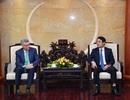 Ban Lãnh đạo Vietcombank tiếp và làm việc với đoàn lãnh đạo cấp cao Tổ chức thẻ quốc tế Visa