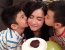 Trương Bá Chi - Bà mẹ chăm khoe con nhất làng giải trí Hoa ngữ