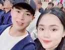 Các tuyển thủ quốc gia cùng bạn gái tới sân Mỹ Đình cổ vũ cho U23 Việt Nam