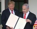 Syria yêu cầu Hội đồng Bảo an họp khẩn vụ Cao nguyên Golan