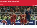 Báo châu Á hết lời khen ngợi U23 Việt Nam sau chiến thắng toàn diện trước U23 Thái Lan