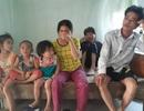 Bố mẹ ốm đau bệnh tật, 3 con thơ nheo nhóc đói khát