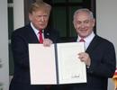 Mỹ bị cô lập ở Hội đồng Bảo an Liên Hợp Quốc vì quyết định Golan