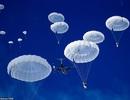 Lính nhảy dù Nga tập trận chống khủng bố ngoạn mục