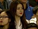 Nữ cổ động viên lên sóng vài giây trận Việt Nam - Thái Lan bỗng nổi tiếng