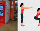 Singapore: tặng vé đi tàu miễn phí nếu hành khách... tập thể dục
