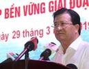 Phó Thủ tướng: Duy trì đóng cửa rừng để giữ rừng