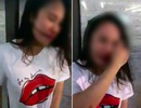 Hà Nội: Cô gái xinh đẹp bị lột váy đánh ghen trên phố Bà Triệu
