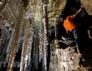 Phát hiện hang động muối dài nhất thế giới tại Israel