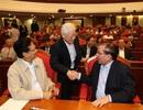 Tổng Bí thư, Chủ tịch nước gặp mặt cán bộ lãnh đạo cấp cao nghỉ hưu