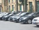 Bộ Tư pháp phấn đấu giảm đến 50% số lượng xe công