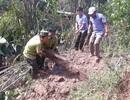 Phát hiện 3 hầm giấu gỗ nghi là tang vật vụ phá rừng ở Phong Nha - Kẻ Bàng