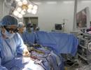Đại phẫu mổ tim với vết mổ chỉ 1,5 cm