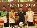 """""""Quang Hải, Đình Trọng được nghỉ ở AFC Cup 2019"""""""