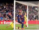 Barcelona tiến bước ngôi Vương sau chuyến hành quân đến El Madrigal?