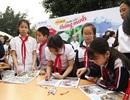 """Giải thưởng 200 triệu đồng dành cho cuộc thi vẽ tranh thiếu nhi """"Vì một Việt Nam xanh"""""""