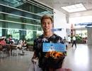 Vũ Văn Thanh rạng rỡ về nước sau thời gian chữa trị ở Hàn Quốc