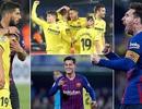 Villarreal 4-4 Barcelona: Messi, Suarez ghi bàn ở phút bù giờ