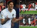 Valencia 2-1 Real Madrid: Nỗi thất vọng của HLV Zidane