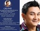 Thông tin chính thức tang lễ diễn viên Anh Vũ tại Việt Nam