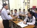 Bộ GD&ĐT đột xuất kiểm tra công tác chuẩn bị thi THPT quốc gia