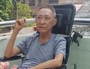 Nghệ sĩ Lê Bình: Dù bệnh nặng vẫn cố hoàn thành hồi ký đời mình