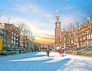 Du học Hà Lan 2019: Chi phí thấp, visa dễ dàng, cơ hội định cư cao