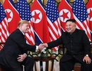 """Tổng thống Trump: """"Mối quan hệ của tôi với ông Kim Jong-un rất tốt"""""""