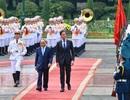 Thủ tướng Nguyễn Xuân Phúc chủ trì lễ đón chính thức Thủ tướng Hà Lan