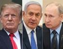 Mối quan hệ tay 3: Netanyahu, Trump và Putin
