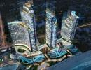 Tập đoàn Crystal Bay cùng đối tác động thổ và giới thiệu dự án tổ hợp nghỉ dưỡng lớn nhất Ninh Thuận