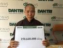 Bạn đọc giúp bé Thảo bị bỏ rơi hơn 150 triệu đồng