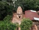 Chiêm ngưỡng kiến trúc độc đáo của tháp cổ nghìn năm tuổi