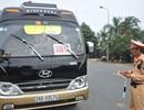 Cục CSGT ra quân xử lý xe khách vi phạm trên các tuyến đường trọng điểm